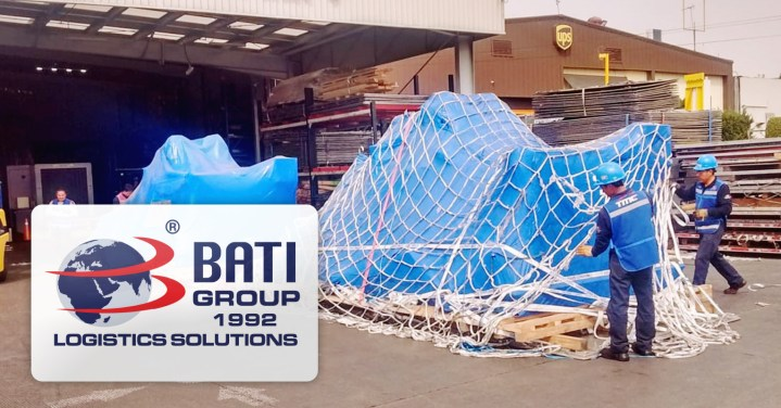 Air and Sea Charter by Bati