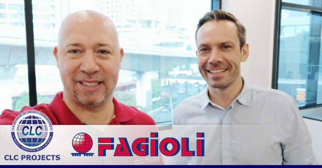 CLC           Projects met with Fagioli (Thailand) Co. Ltd. in Bangkok
