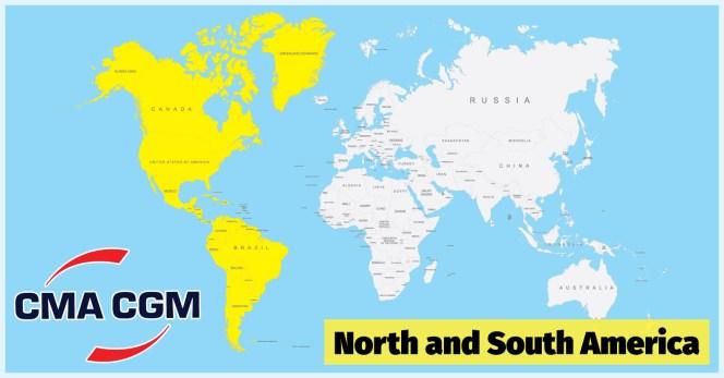 Breakbulk Inquiries with CMA CGM for North/South America