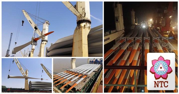 NTC Logistics India Pvt Ltd – Jiangyin to Kandla India