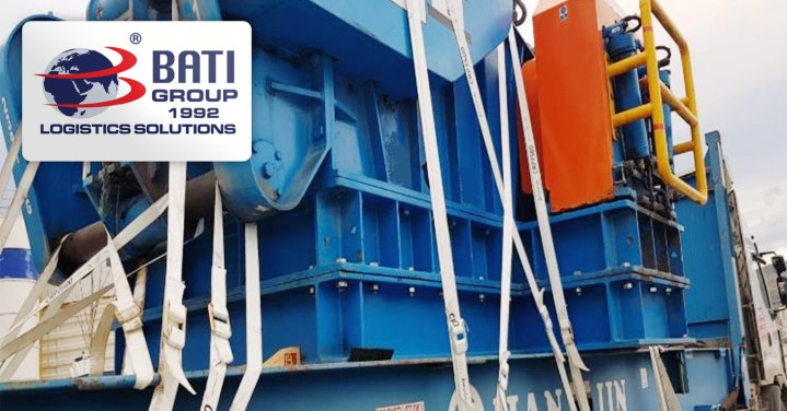 Bati Group has started to build a fleet of special equipment containers