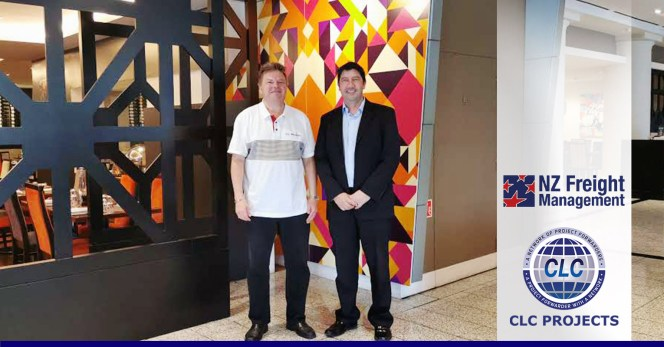 CLC Projects met with NZ Freight Management in Auckland, New Zealand