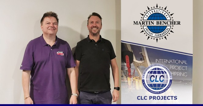 CLC Projects and Norway member Martin Bencher met at their Head Office in Aarhus, Denmark