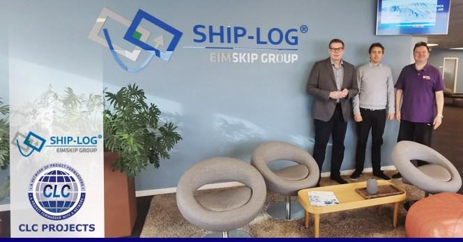 CLC Projects met with Denmark & Iceland member Ship-Log A/S in Aarhus, Denamrk