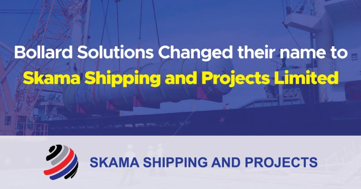 Bollard Solutions Changed their name to Skama Shipping and Projects Myanmar Ltd