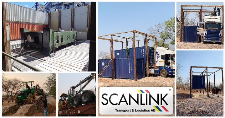 New member representing Sweden – Scanlink Transport & Logistics AB
