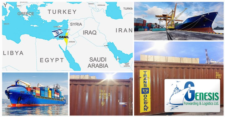 New Member - Genesis Forwarding & Logistics