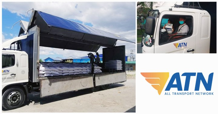 ATN an Accredited Hauler of DSWD, Delivered Hygiene Kits, Food Packs and Medical Items in the Entire Island of Luzon, Philippines