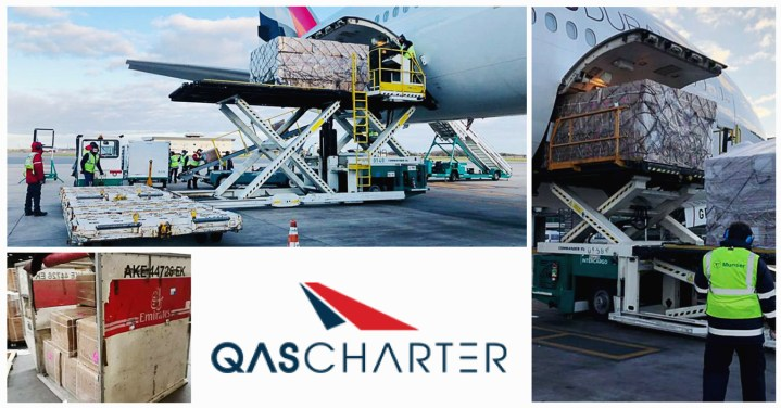 QAS Charter Continues China-South America Chartered Flights of Medical Supplies
