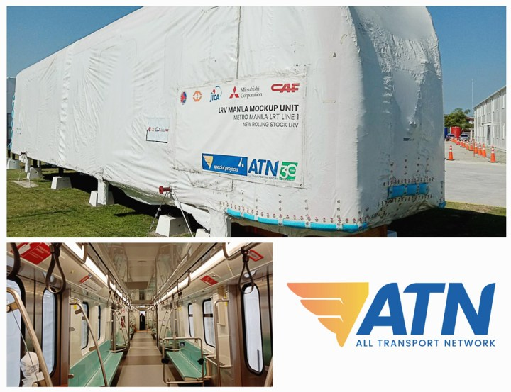 ATN Philippines Handled Customs Clearance and Installation of Light Rail Transport Car Mock-ups