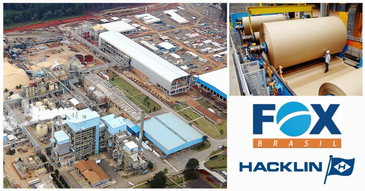 Fox Brasil Project Logistics Handled the Complete Logistics for the Expansion and Modernization of the Santa Catarina Pulp and Paper Mill in Southern Brazil