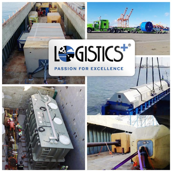 Latest Project Movements Handedl by Logistics Plus