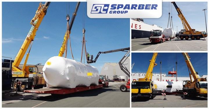 Sparber Group Handled a Breakbulk Shipment from Santander, Spain to Kobe, Japan