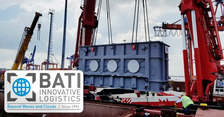 220 Tons Transformer is on the Move by BATI Innovative Logistics