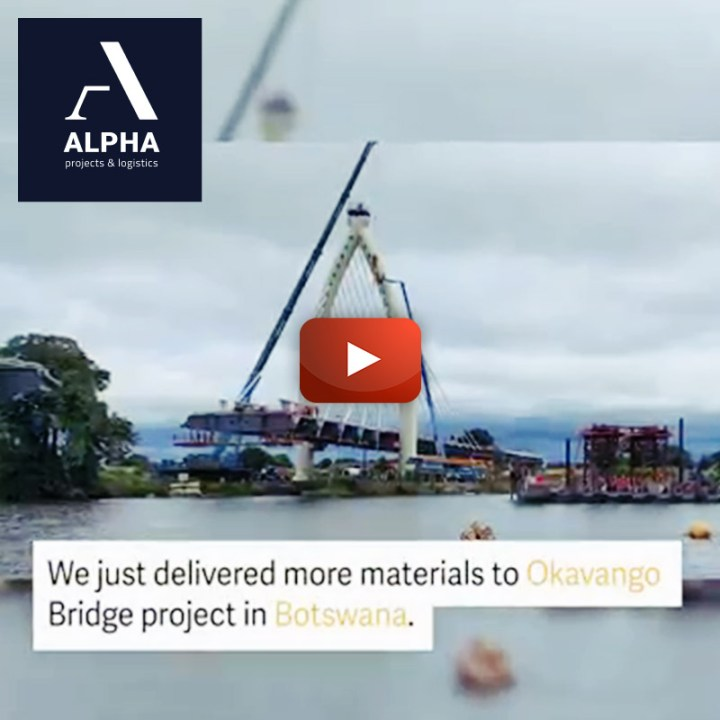Alpha Projects & Logistics Arranged for Another Delivery to Okavango River, Botswana