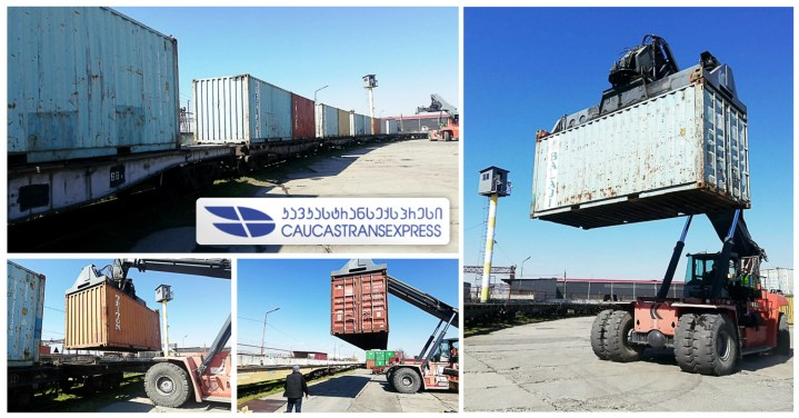 CTE was Awarded a Project in Turkmenistan Consisting of 800 SOC Boxes to be Transported to Different Parts of Turkmenistan