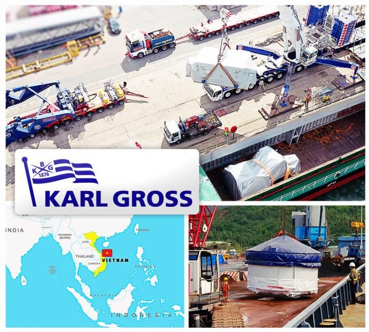 New Member Representing Vietnam – Karl Gross Logistics Viet Nam