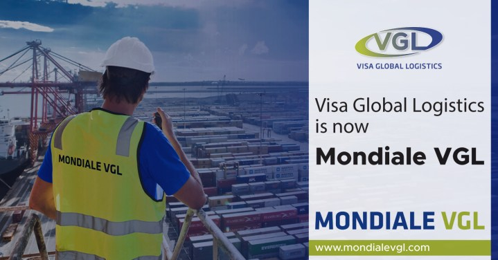 Member Name Change - Visa Global Logistics is now Mondiale VGL