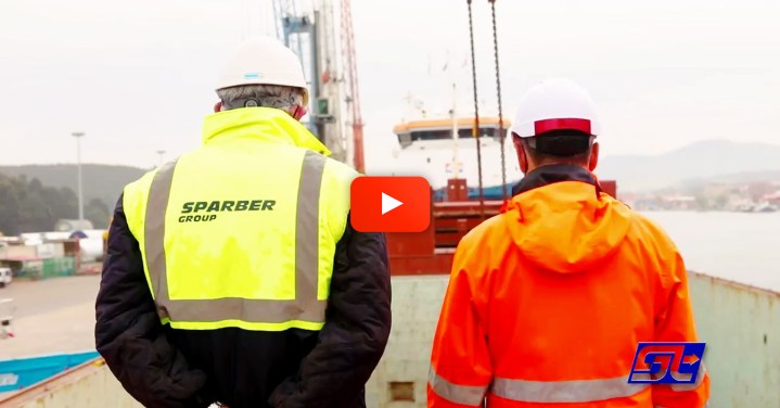 Video - Sparber Group Shipped 44 Packages Totaling 428 Tons and 1595 cbm from Aviles, Spain to Vuosaari, Finland