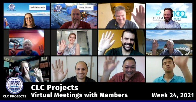 member meeting screenshot