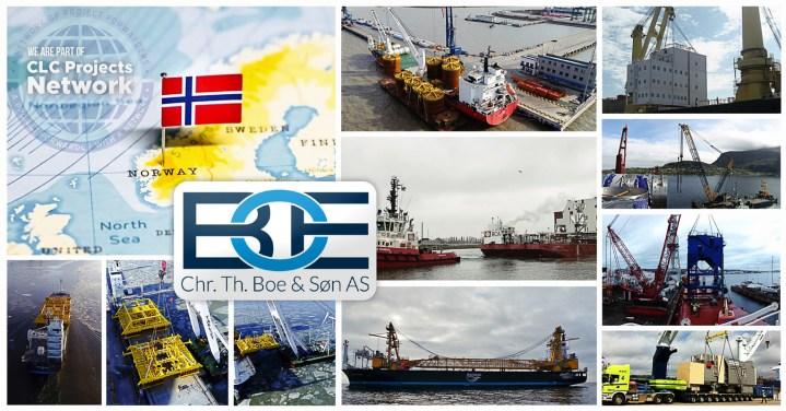 New Service Provider Representing Norway – Chr.Th.Boe & Son