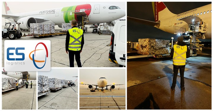ES Logistics Airfreight Project