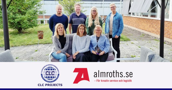 CLC Projects meeting with Almroths in Sweden