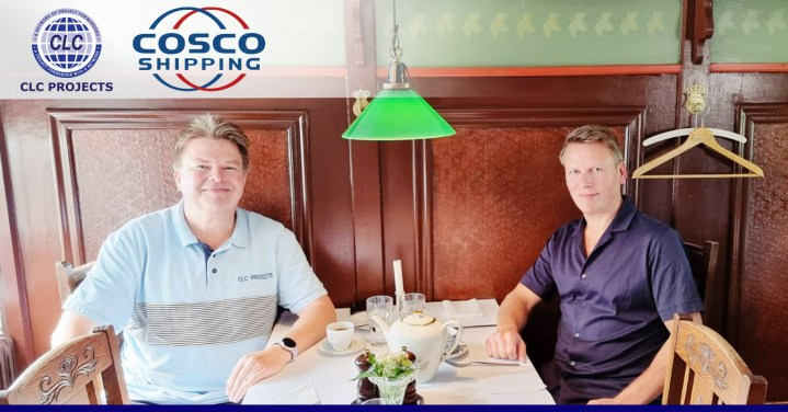 CLC Projects meeting with COSCO Shipping Specialized Carriers in Copenhagen