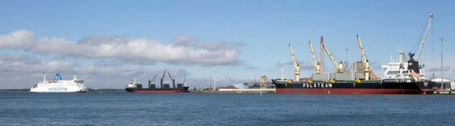 Port of Umeå photo