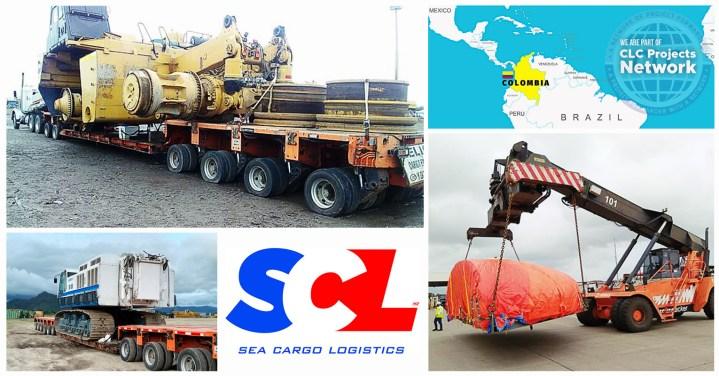 New member representing Colombia – Sea Cargo Logistics