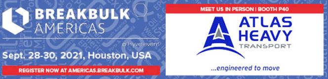 Breakbulk Americas Atlas Heavy Booth