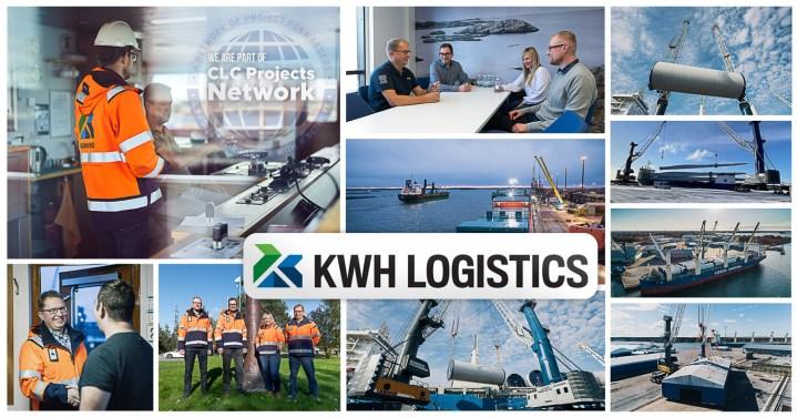 New service provider representing Finland – KWH Logistics