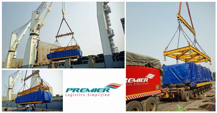 Premier Global Logistics Successfully Loaded a Heavy Lift Unit for an O&G Project from Mumbai Port to SE Asia