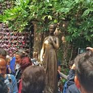 statue of Juliet // Casa di Giulietta, Verona