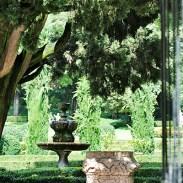 through the garden gate Giardino Giusti // Verona
