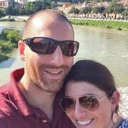 sunshine in Verona