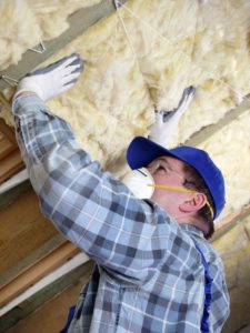 Insulation Installation by A Professional