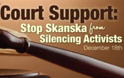 SLAPP Court Support