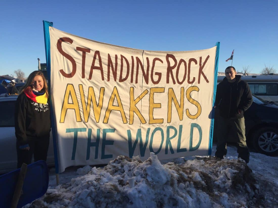 Standing Rock Awakens The World