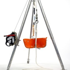Bosun Chair Rental Blinds For Deer Hunting Man Riding Tripods And S Concord Lifting Equipment