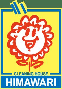 クリーニングひまわりロゴ