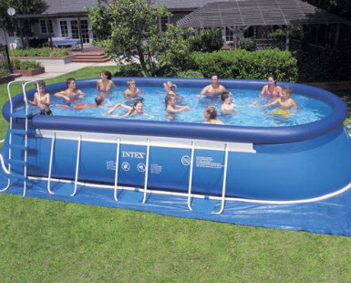 Portable Swimming Pools Discount, Backyard, Above Ground