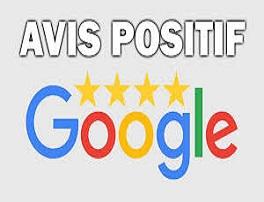 avis google 5 étoile