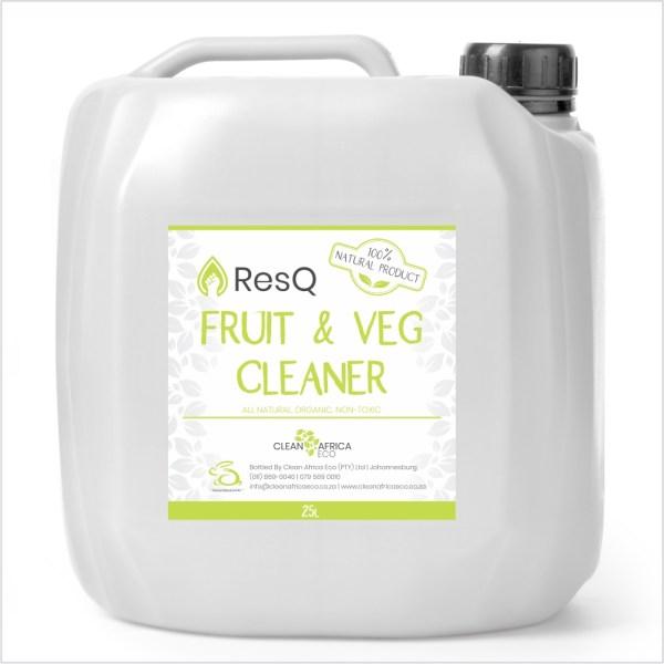 ResQ eco friendly Fruit & Veg Cleaner 25l