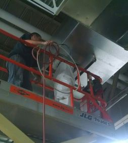 Cleveland Akron Canton Business Industrial Commercial Air Duct Cleaning - Call 866-AIR-DUCT