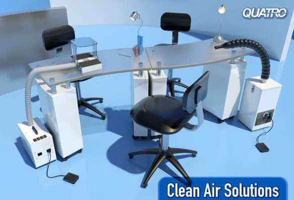 dust collectors vacuum air cleaning