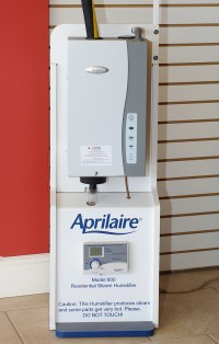 Aprilaire Steam Humidifiers | Clean Air Solutions