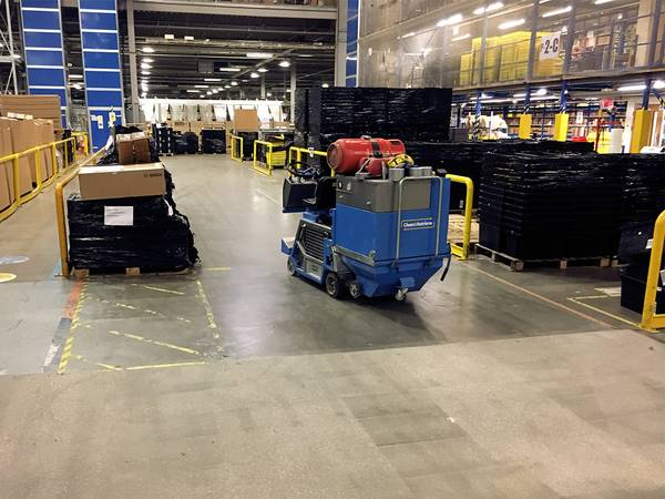 Amazon Distribution Centre