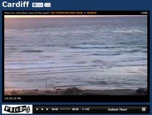 Cardiff Surf Cam