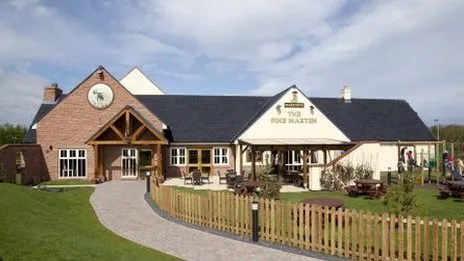 Marston's Scottish Pubs Expansion